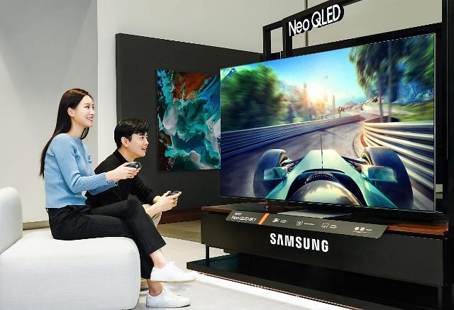 玩家福音 三星电子联手AMD强化Neo QLED电视游戏性能
