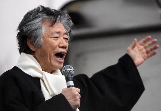 韩国统一运动家白基玩辞世 享年89岁