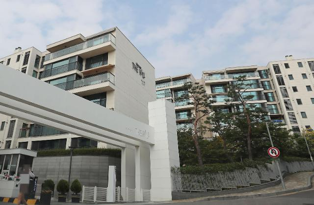 """""""汉南The Hill""""连续7年成韩国最贵豪宅"""