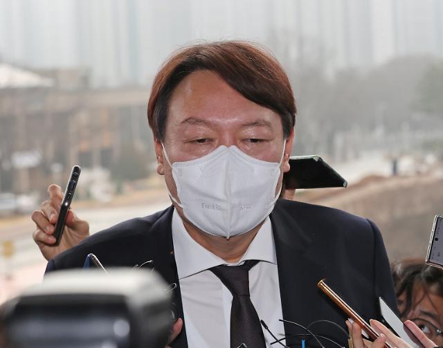윤석열, 김광태 등 서울지역 신임 법원장들과 면담