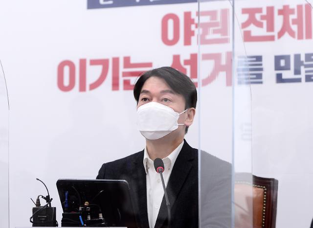"""안철수 """"정신나간 우상호 퇴출시켜야""""…우 """"철새 정치인 퇴출"""""""
