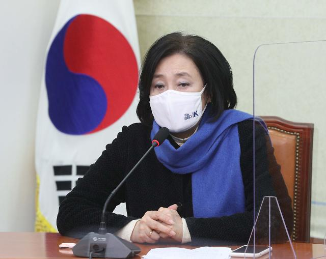 """""""서울시장 후보 적합도…박영선 32.2%, 안철수 23.3%"""""""