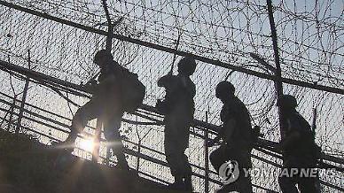 북한 남성 월책 허용 육군 22사단에 또 탈북자?...합참 신병 확보