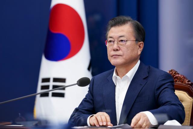 """靑 """"신현수 민정수석, 수차례 사의 표명…법무부와 이견"""""""