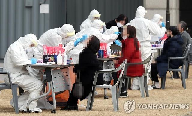 """남양주 진관산단 공장 114명 집단감염…""""합숙으로 감염 추정"""""""
