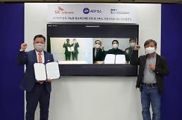 .SK Telecom and partners work on AI solution for video analysis.