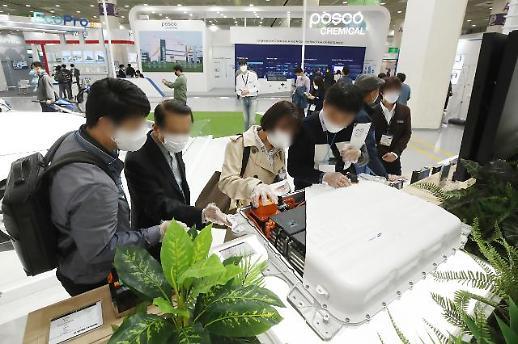 LG动力电池装机量在全球除华市场排名第一