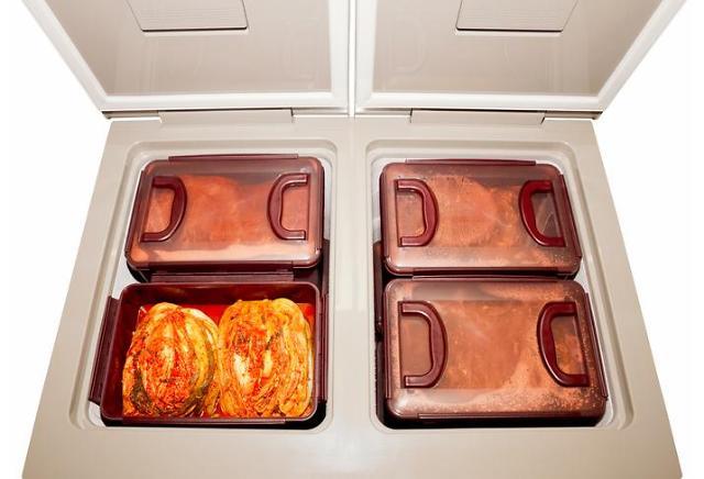去年韩泡菜冰箱销售火爆 销售额同比增长21%