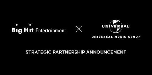 Công ty quản lý BTS, Big Hit và Universal Music hợp tác để tìm nhóm nhạc nam K-pop mới