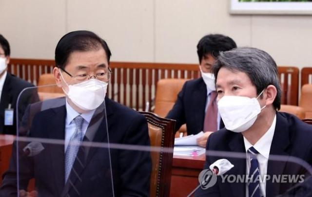 """이인영, 北리설주 잠행...""""출산 아닐 것"""""""
