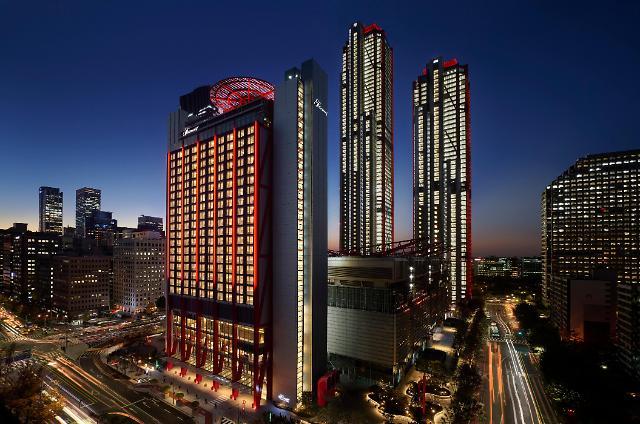 [포토] 펜트하우스속 그 호텔, 페어몬트 앰배서더 서울 24일 개관