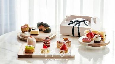 [기수정의 호텔 in] 코로나여도 딸기는 먹고 싶어~ 호텔 딸기뷔페 열전