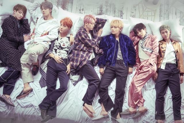 BTS《血汗泪》MV观看破7亿 《BE》精华版登顶Oricon