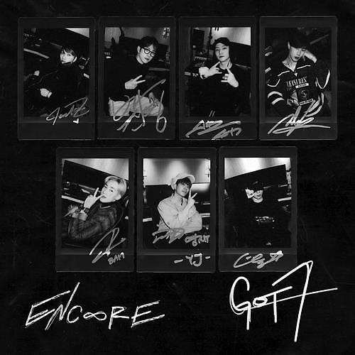 GOT7新歌《Encore》登顶全球42区iTunes榜