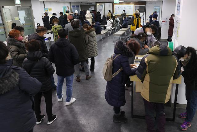 疫情下韩去年中小企业临时停工人数暴增