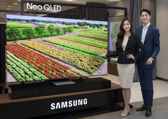 깐깐한 독일 인정...삼성 '네오 QLED' TV, 화질‧혁신성‧디자인 3관왕