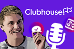 """[아주 돋보기] """"유료화 한다""""... 창업자가 꿈꾸는 클럽하우스 미래"""