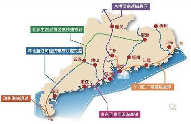 상하이-광저우 3시간 만에 주파 中, 철도굴기 가속페달