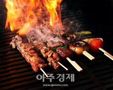 안다즈 서울 강남 레스토랑 조각보 새 단장