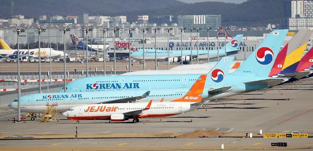 韩航空公司收益两极化 廉价航空货运业绩不理想