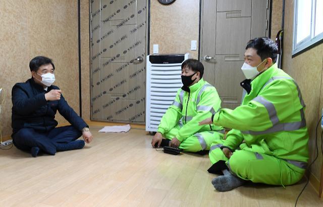 调查:韩50-64岁人群偏爱社会贡献型工作