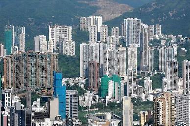"""""""홍콩경기 살아날까"""" 8년래 최고치로 뛰어오른 홍콩 주택 판매량"""