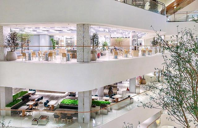 Hyundai department store chain ready to open nature-friendly future department store