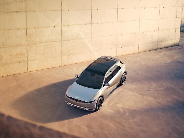 현대차 '믿을 구석' 아이오닉 5에 전기차 글로벌 판매 '3분의1 맡긴다'