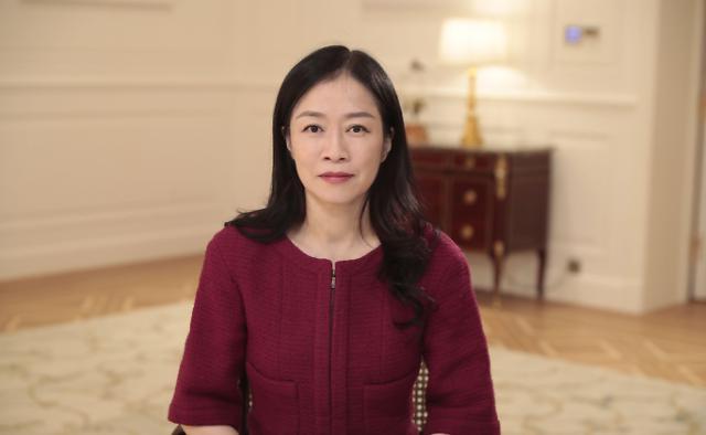 """[MWC상하이 2021] 캐서린 첸 화웨이 사장 """"기술에 대한 이념적 주장, 분열·혼란 초래"""""""