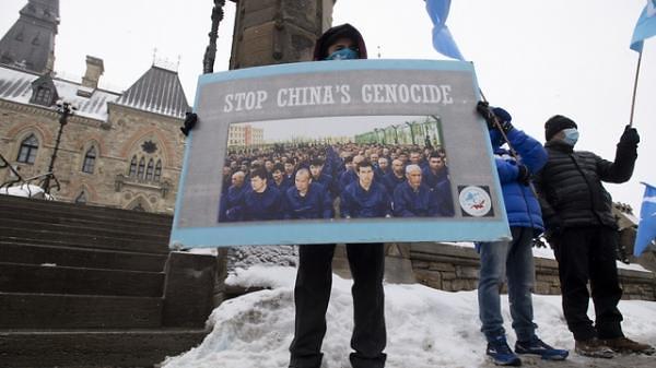 베이징 동계올림픽으로 튄 中 신장 인권 문제