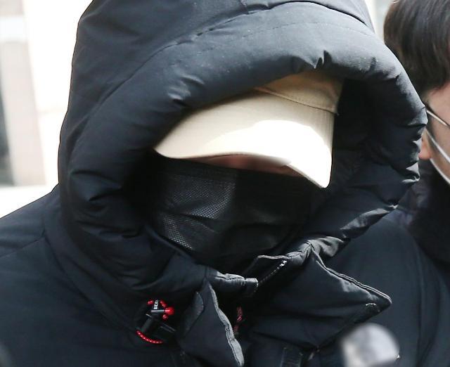 [포토] 국가대표 출신 승마선수 영장심사