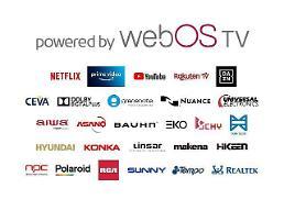 LG電子、「TVプラットフォーム事業へ進出」宣言…世界20社余りに供給