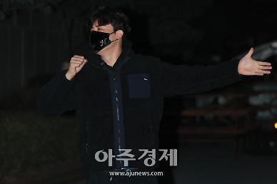 [포토] 진해성, '트롯 전국체전' 금메달의 주인공
