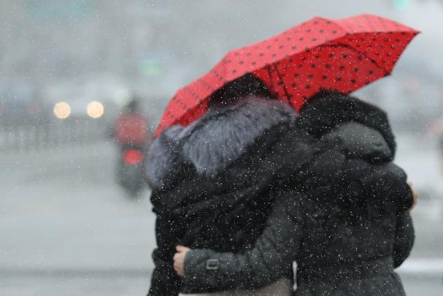 [오늘의 날씨 예보] 전국 흐리고 곳곳 비...출근길 쌀쌀