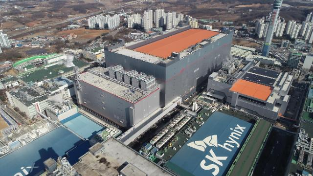SK hynix buys EUV scanners from Dutch firm to upgrade chip production