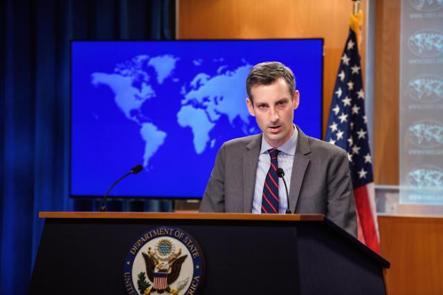 """美 국무부 """"韓, 이란·北 제재 필수 역할…우리 인내심 무한하지 않아"""""""