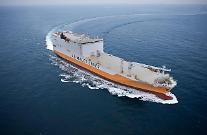 韓国造船海洋、受注3兆ウォン超えた…Con-Ro船6隻の追加