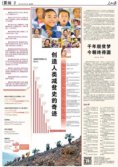 中공산당 창당 100주년…빈곤과의 전쟁 승리 자축
