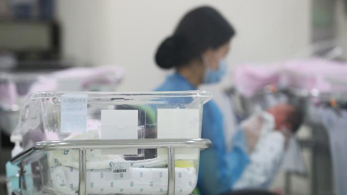 韩国2020年出生人数创新低