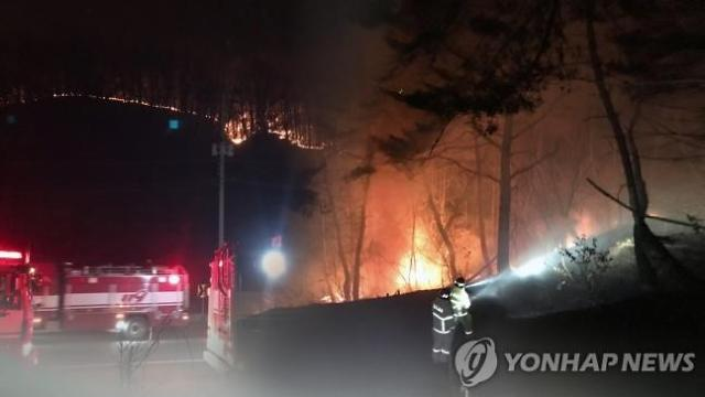 """[날씨] 수도권 주말까지 건조특보...""""전국 산불 주의"""""""