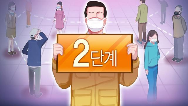 韩政府延长现行防疫响应措施两周