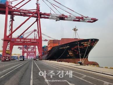 인천항, 말레이시아 신규항로 'NCX' 개설···더욱 폭넓은 선택 제공