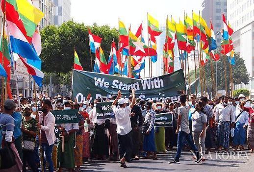 [NNA] 영국, 미얀마에 추가제재... 군 산하 기업과 거래금지