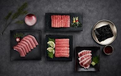 .Sajo Seafood to launch raw tuna menu delivery service.