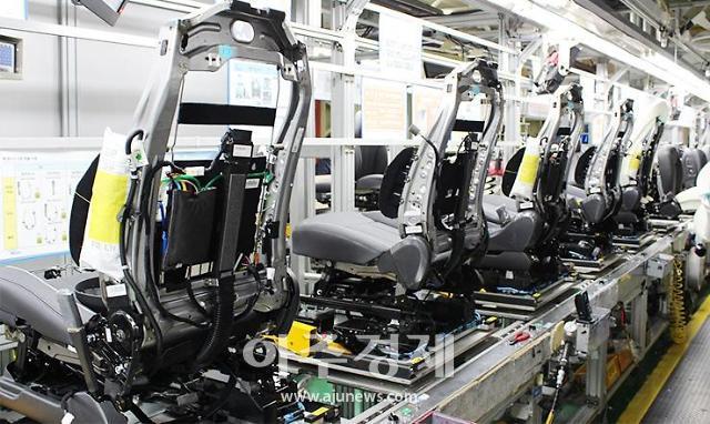 자동차 시트부품 제조업체 현대엠시트, 경북 경주 문산2산단에 281억 투자