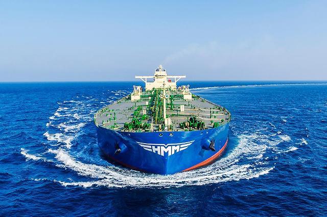HMM, 원유 운송 사업 확대...GS칼텍스와 10년 계약