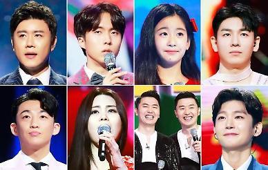 [오늘밤 채널고정] 트롯 전국체전은 계속된다…TOP8 비하인드 공개