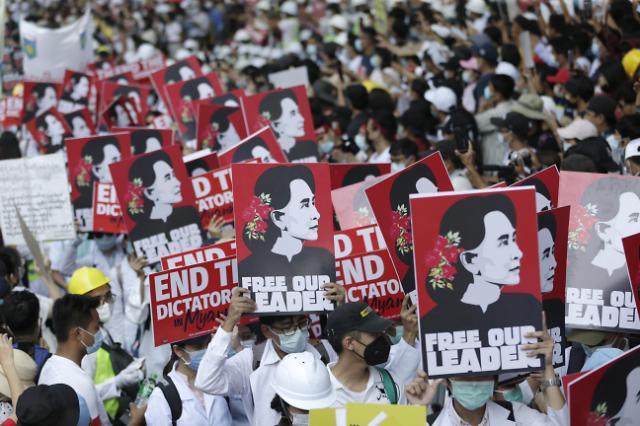 미얀마 쿠데타 이후 최악의 유혈 사태…국제사회 도와달라