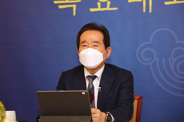 [대권 잠룡] ②목요대화·손실보상제·언론개혁...3색 갖춘 丁총리에 쏠리는 눈