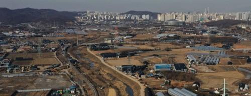 LH직원, 광명·시흥 신도시 </br>100억대 땅투기 의혹